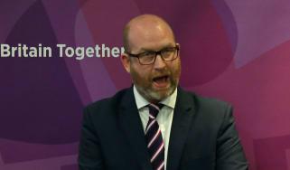 Paul Nuttall, UKIP manifesto