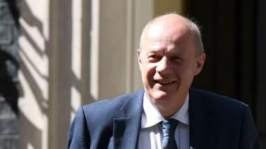 Damien Green was only appointed to the cabinet in June