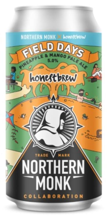 HonestBrew x Northern Monk Field Days 5%
