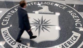 The CIA seal