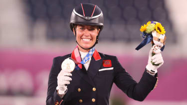 Charlotte Dujardin is now the most decorated female British Olympian of all time