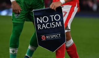 Football has been plagued by racism for decades