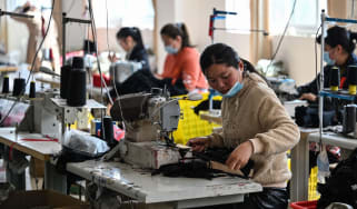 Power cuts have shut down many factories in China