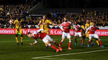 Arsenal Sutton