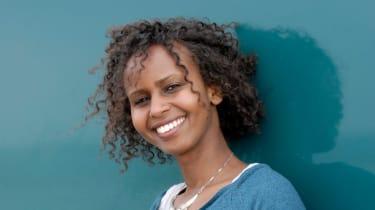 Writer Nadifa Mohamed