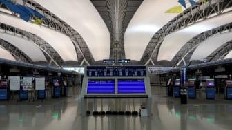 Kansai International Airport Japan