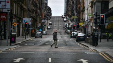 Glasgow, Scotland, Coronavirus