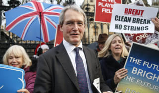 Tory MP Owen Paterson