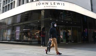 John Lewis on Oxford Street