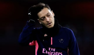 German midfielder Mesut Ozil signed for Arsenal from Real Madrid in 2013