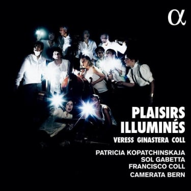 Patricia Kopatchinskaja: Plaisirs illuminés