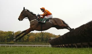 Thistlecrack and Tom Scudamore