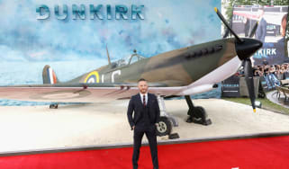 Tom Hardy at the Dunkirk premiere
