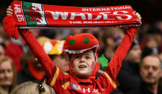 Welsh rugby fans will be hoping their team secures the 2019 Six Nations grand slam
