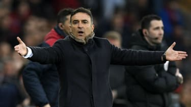 Carlos Carvalhal Swansea City next manager