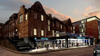 BrewDog will open the DogHouse hotel and bar in Edinburgh