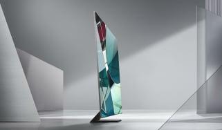 Samsung Q950TS QLED 8K TV CES 2020