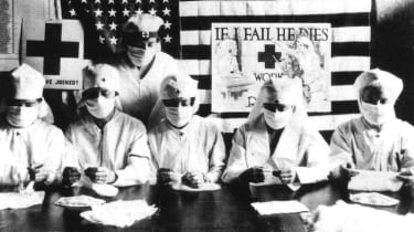 Spanish flu nurses