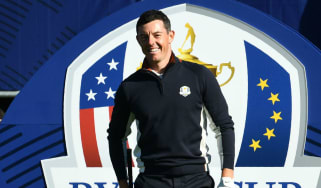 Rory McIlroy Team Europe Ryder Cup