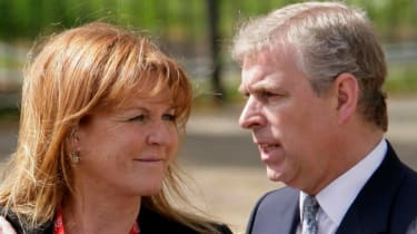 Fergie and Prince Andrew