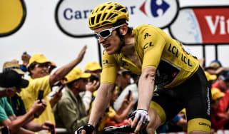 Geraint Thomas 2018 Tour de France