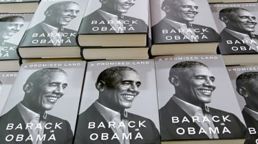 Barack Obama's memoir A Promised Land