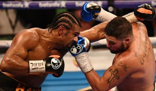 Bellew vs. Haye rematch boxing TV time