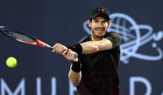 Andy Murray hip injury tennis Australian Open grand slam