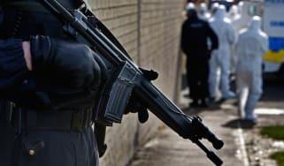 Northern Ireland IRA police