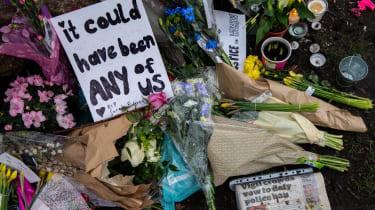 Vigil for Sarah Everard