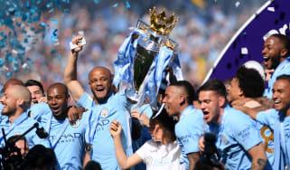 Amazon Prime Video Premier League TV rights Man City