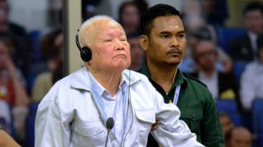 Cambodia, Genocide, Khmer Rouge