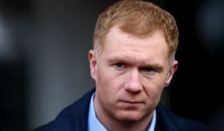 Paul Scholes played more than 700 matches for Manchester United
