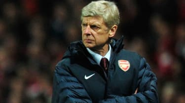 Arsene Wenger Arsenal 260213