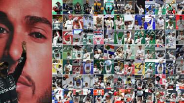 Lewis Hamilton has now won 92 Formula 1 grands prix