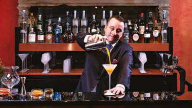 Tiramisu Mocktail recipe by Luca Angeli at the Four Seasons Hotel Milano