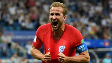 England captain Harry Kane won the 2018 Fifa World Cup golden boot