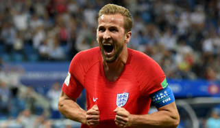 England captain Harry Kane won the 2018 Fifa World Cup golden boot