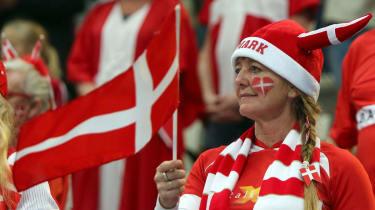 Denmark, danish flag