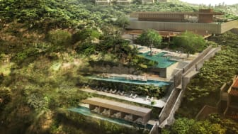 Four Seasons Resort Tamarindo, Costa Alegre, Mexico