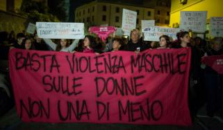 Ancona protest