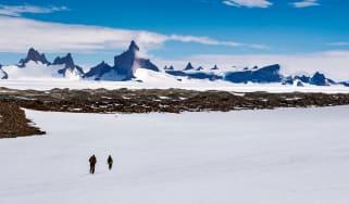 Drygalski Range, Antarctica