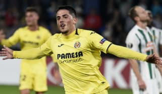 Villarreal attacking midfielder Pablo Fornals has won two caps for Spain