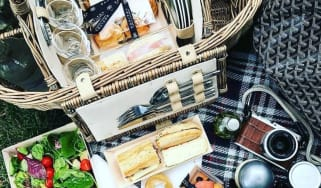 Sofitel London St James luxury picnic and cycling experience