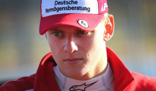 Mick Schumacher signed with the Ferrari Driver Academy in January 2019