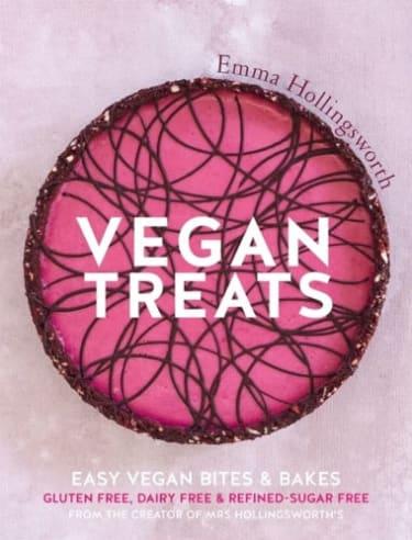 Vegan Treats : Easy vegan bites & bakes by Emma Hollingsworth