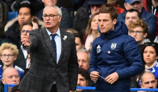 Fulham have fired Claudio Ranieri and named Scott Parker as caretaker manager