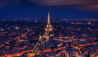 Eiffel Tower Paris PxHere