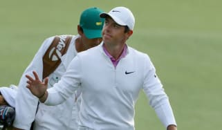 Rory McIlroy Masters golf The Open
