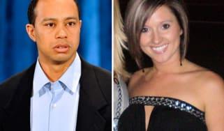 Tiger Woods Raychel Coudriet